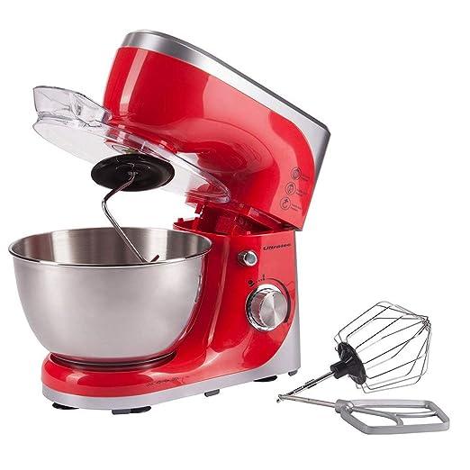 SUMMARY - Robot de cocina con cuenco de acero inoxidable ...