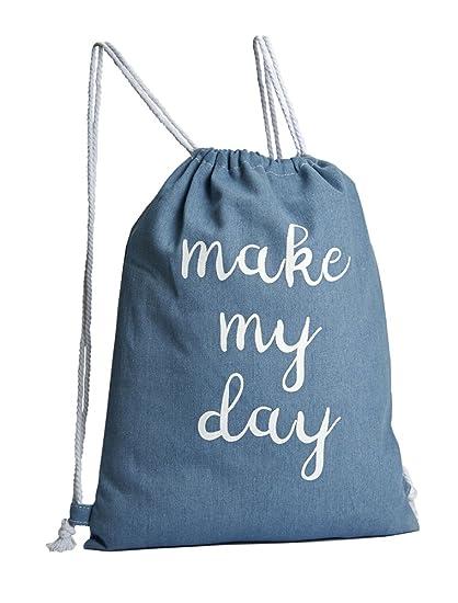 3 bolsas que pueden ser utilizadas como mochilas, de tela ...