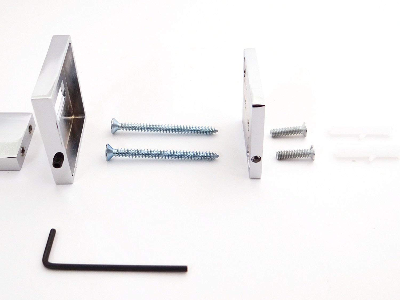 SO-TECH/® Handtuchhalter 325 mm f/ür Wandmontage Handtuchstange Wandhandtuchhalter Wandhandtuchstange