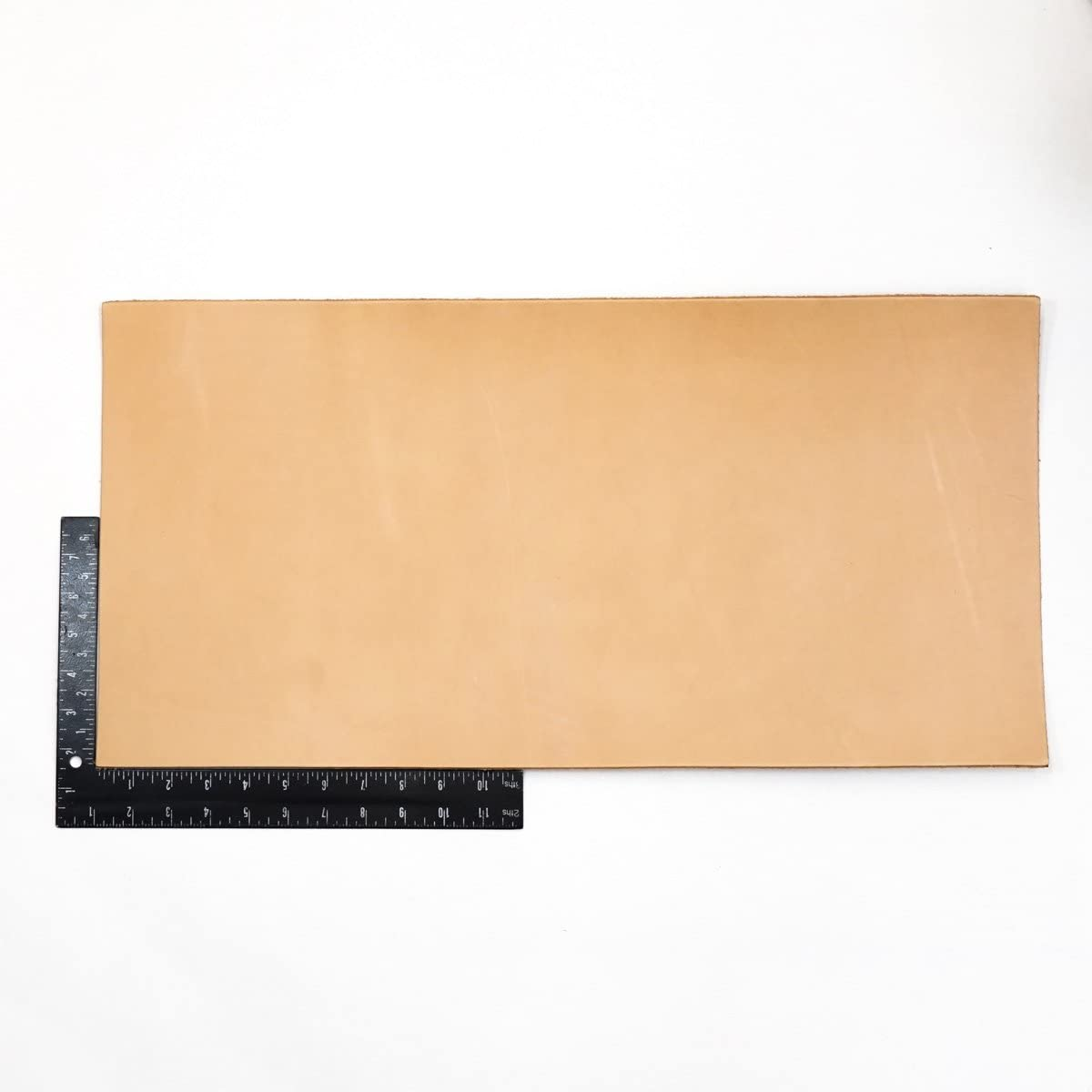 12x24, 3//4oz Springfield Leather Company #2 Pre-Cut Hermann Oak Vegetable Tan Leather Tooling Pieces