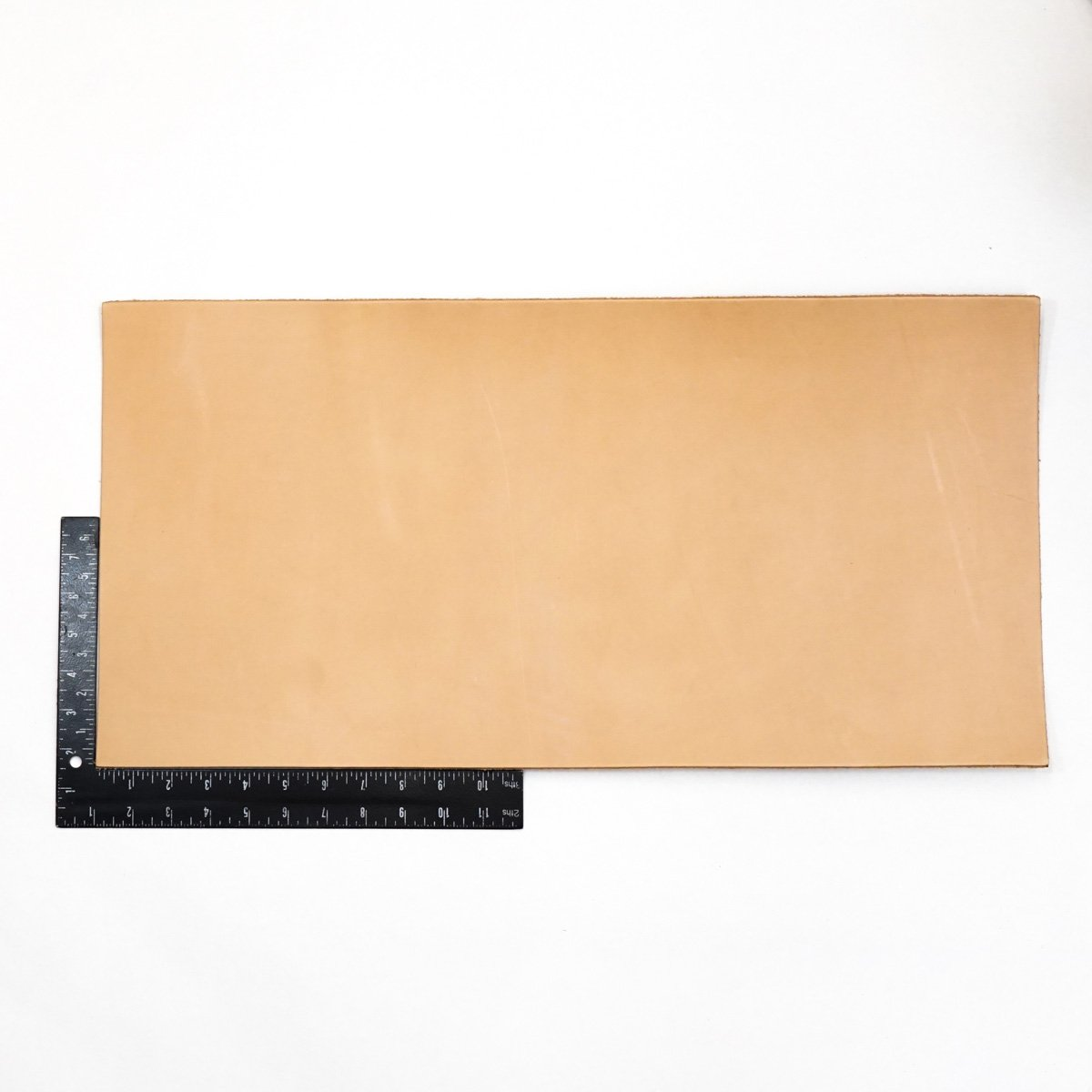 Springfield Leather Company 12 inch x 24 inch Pre-Cut Hermann Oak Vegetable Tan Cowhide Leather Tooling Pieces 4-5oz
