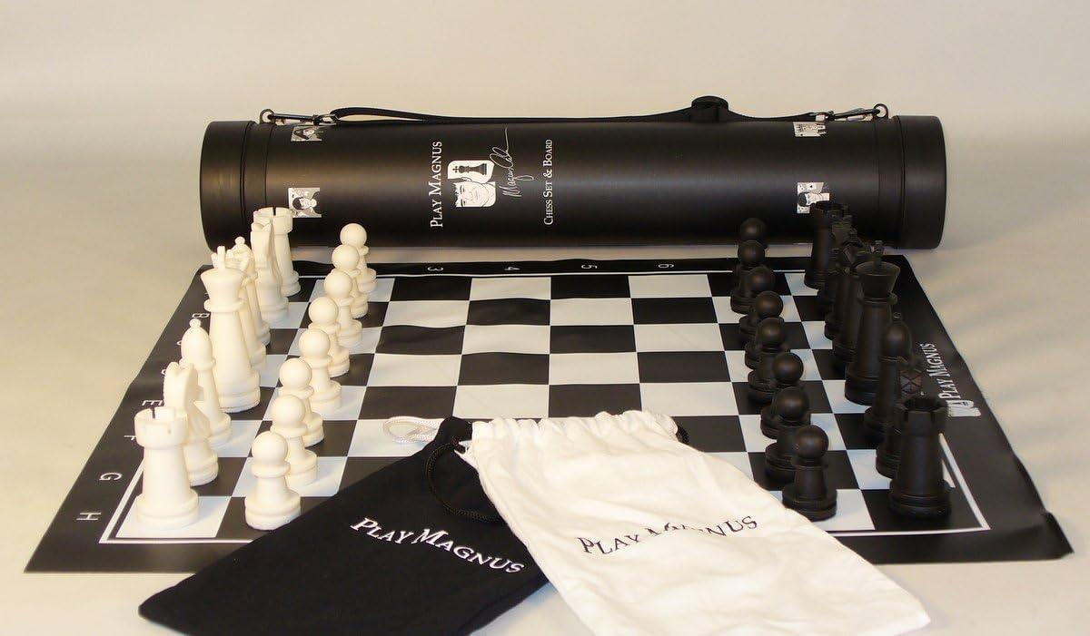 SAC Distribution Magnus Carlsen (Juego Magnus) educativo juego de ...