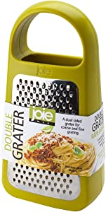 Joie Kitchen Gadgets Tower Grater, Stainless Steel, Assorted, One size