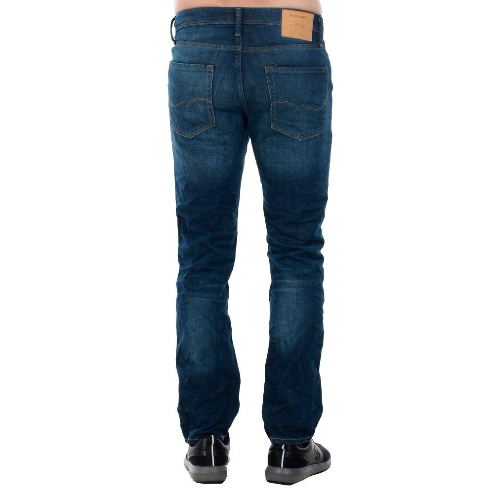 JACK & JONES Jeans Hombre Azul 12133300 JJITIM JJORIGINAL AM ...