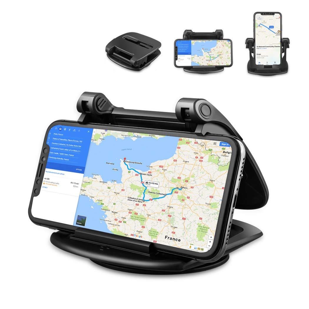 Porta Cellulare da Auto portatile per cruscotto dell'automobile, Cinati