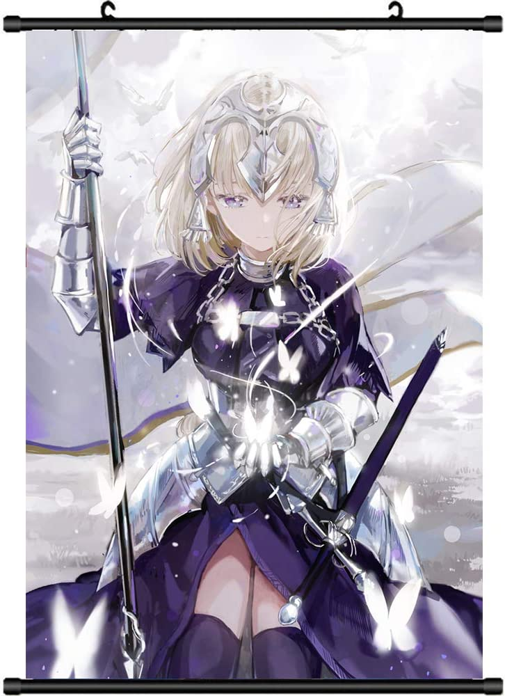 Fate//Grand Order Jeanne d/'Arc Home Decor Poster Wall Scroll 40*60 cm New