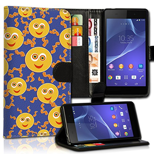 Wallet Book Style Flip Handy Tasche Case Schutz Hülle Schale Motiv Etui für Apple iPhone 6 / 6S - Design Flip MV87