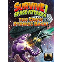 Stronghold Games Survive Space Attack: Crew Strikes Back