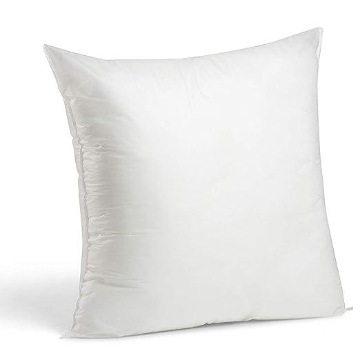 Rellenos cojines sofa hipoalergénicas para funda cojines ...