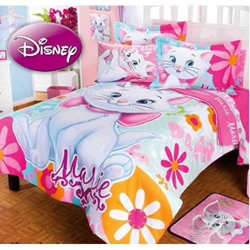 KITTEN MARIE DISNEY ORIGINAL KIDS GIRLS COMFORTER SET 3 PCS FULL SIZE supplier