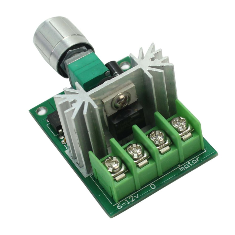 Pwm Dc 6v 12v Electric Motor Speed Controller Pulse Width Modulation For And Led Brightness Switch Automotive