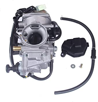 Yomoly 16100-HN7-013 16100-HN7-A21 Carburetor Compatible with TRX 400 Rancher TRX400FA TRX400FGA 2004-2007 Replacement Carb