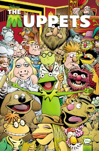 The Muppets Omnibus by Marvel