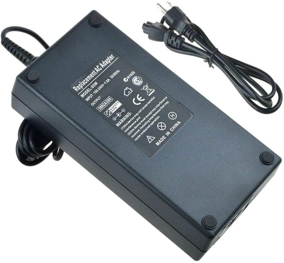 BRST AC//DC Adapter for Toshiba Qosmio X500-13K X500-13R X500-S1801 X500-S1811 Power Supply Cord Cable PS Charger Mains PSU