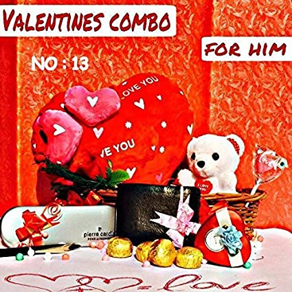 Buy Valentines Gifts Valentines Combo For Him Valentines Gift For
