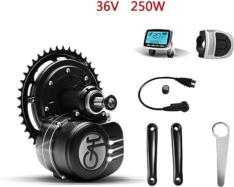 Tongsheng Motor de Bicicleta eléctrica 36V 250W VLCD5 TSDZ2 Kit de ...