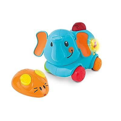 Winfun Dancing Elephant Toy, Blue : Baby
