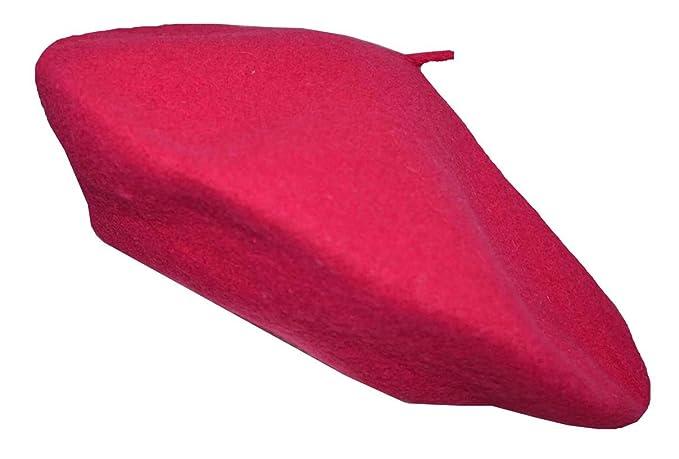 Angela   William Classic 100% Wool Beret Cap Hat 11