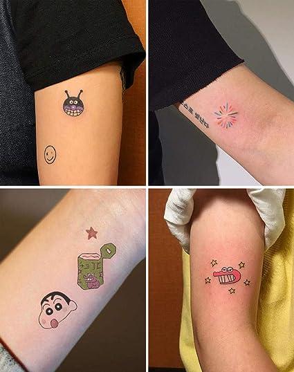 Pegatinas de tatuaje impermeables para hombres y mujeres duraderas ...
