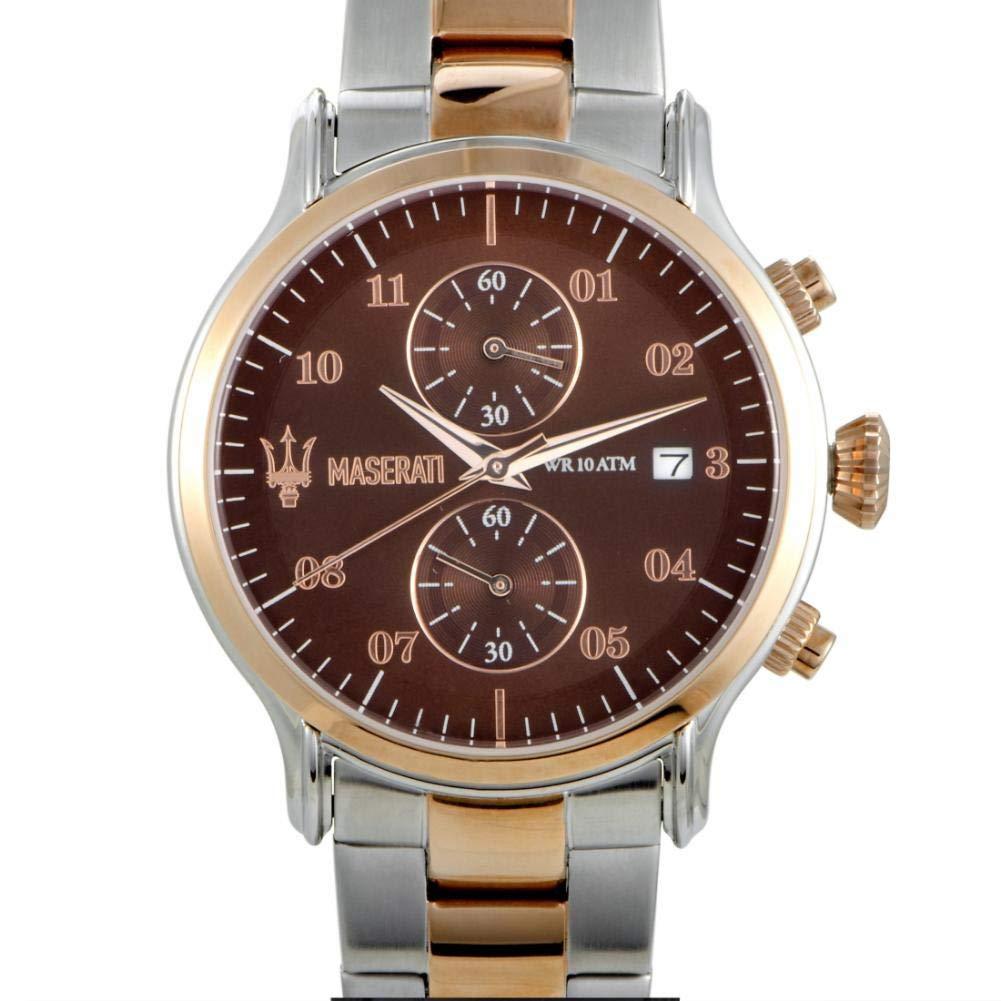 Maserati Epoca Automatic-self-Wind Male Watch R8873618001 (Certified Pre-Owned)