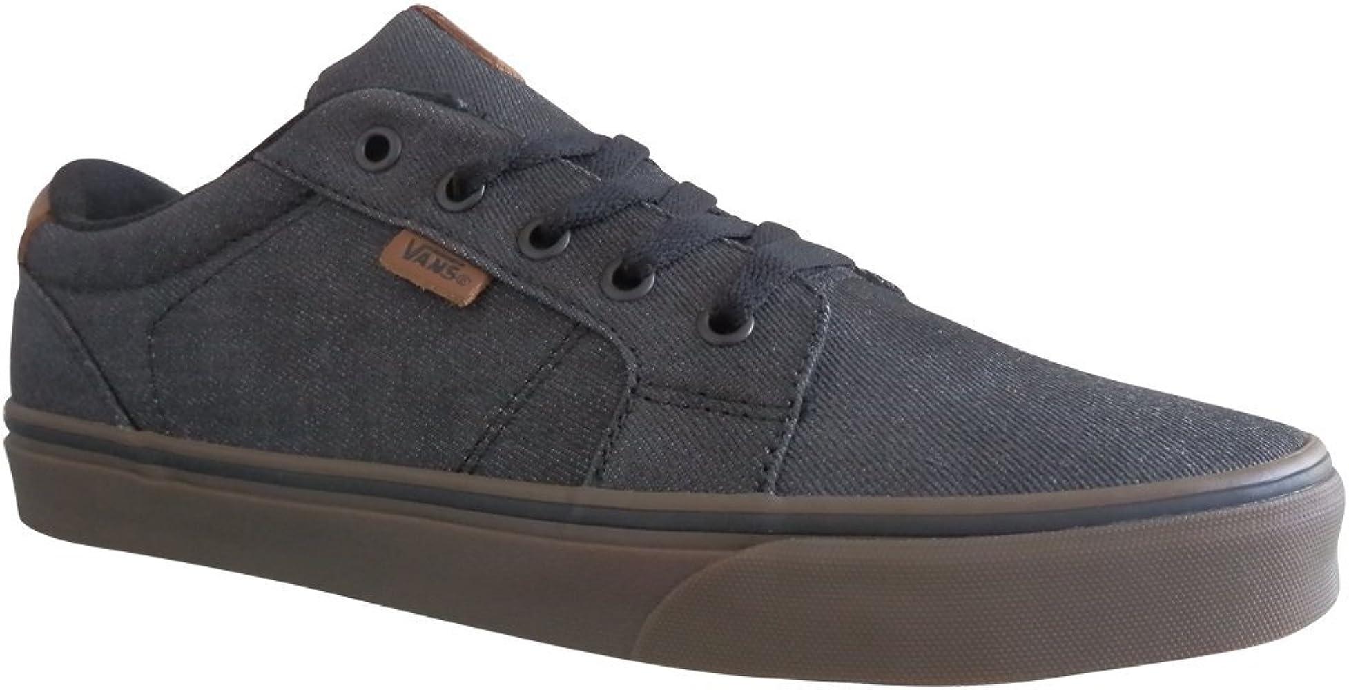 Vans Bishop Men's Shoes Waxed Denim