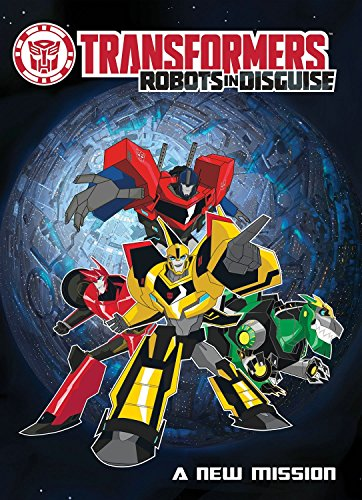 (Transformers: Robots in Disguise: A New Mission)