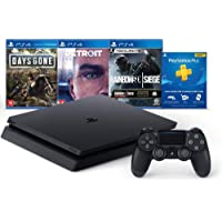Console PlayStation 4 1TB - Hits Bundle v5 (Versão Nacional)