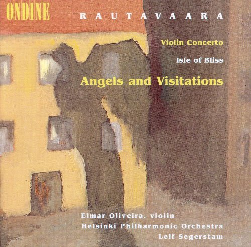 Rautavaara, E.: Violin Concert...