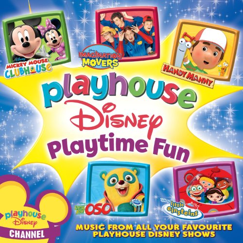 Playhouse Disney Playtime Various Artists product image