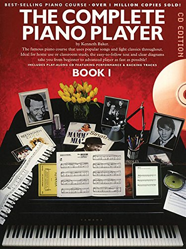 The Complete Piano Player: Book 1 (Great Piano Players)