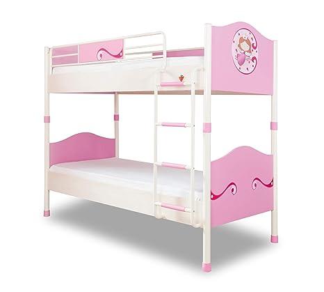 Dafnedesign.com - Letto per Cameretta per ragazza o bambina - Un ...