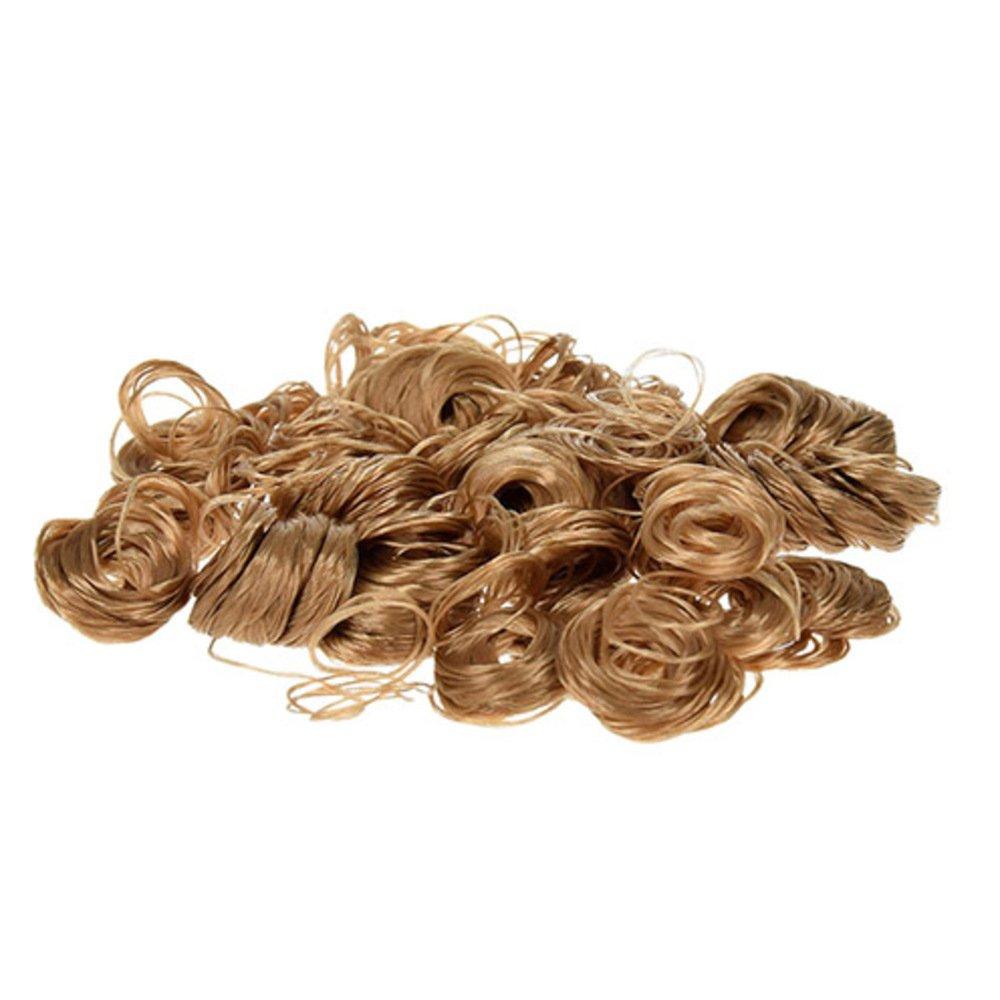 efco Doll's capelli, 15 g, colore: marrone 1002478