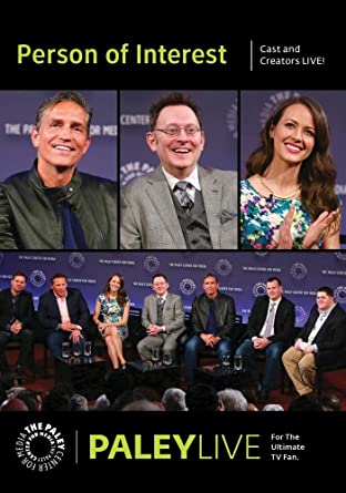 Amazon com: Person of Interest: Cast and Creators PaleyLive: Jim