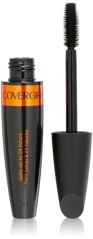 (Pack 2) Covergirl Lashblast 24 Hour Mascara, Black 805, 0.44 Fluid Ounce