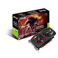 Asus Ceberus GTX1050 Ti Advanced, 4GB DDR5, PCIe3, DVI, HDMI, DP, 1442MHz OC