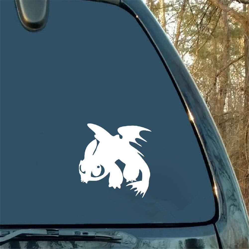 Race Cars Turbo JDM Honda dragon name NIGHT FURY vinyl decal car window laptop sticker Sizes And Colors