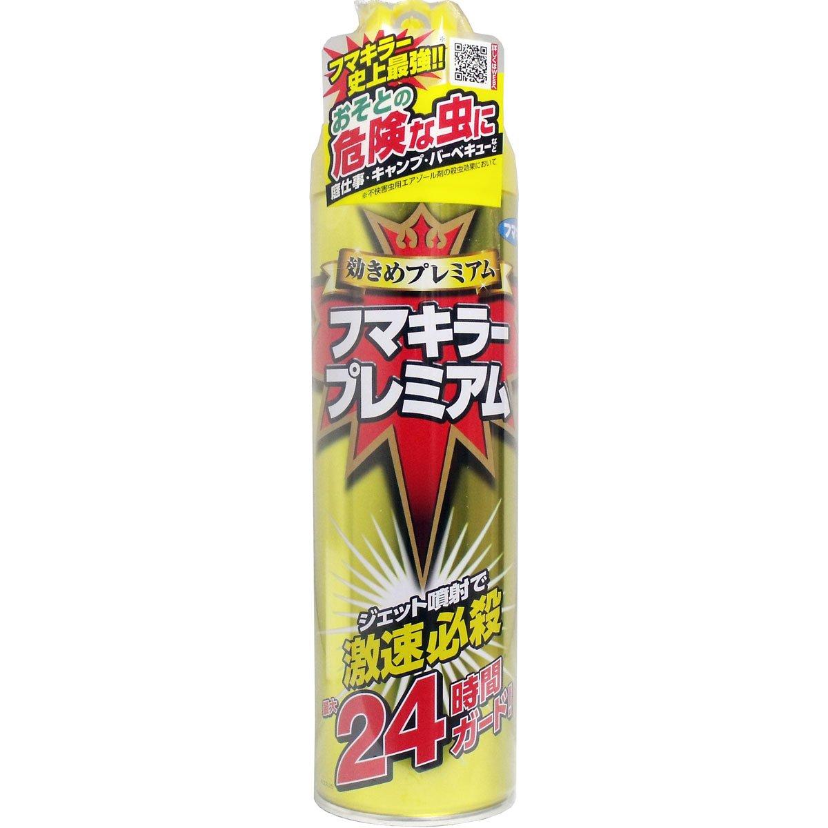 【フマキラー】フマキラープレミアム 550ml ×10個セット B00XTAO3J2