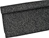 Absolute C20GR 20-Feet Long/4-Feet Wide Grey Carpet for Speaker Sub Box Carpet rv Truck Car Trunk Laner