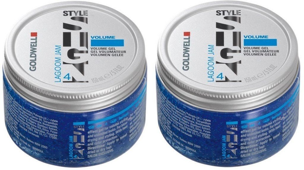 2x Goldwell Sign Lagoom Jam Volume Gel 150 ml by Lagoom