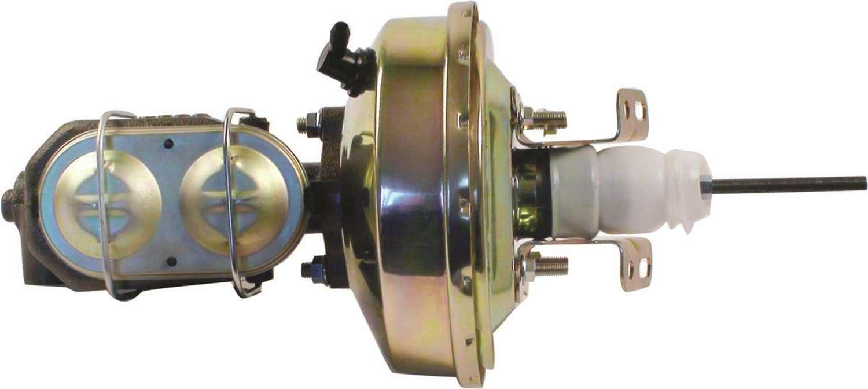SSBC A28141C 9'' Chrome Booster/Master Cylinder