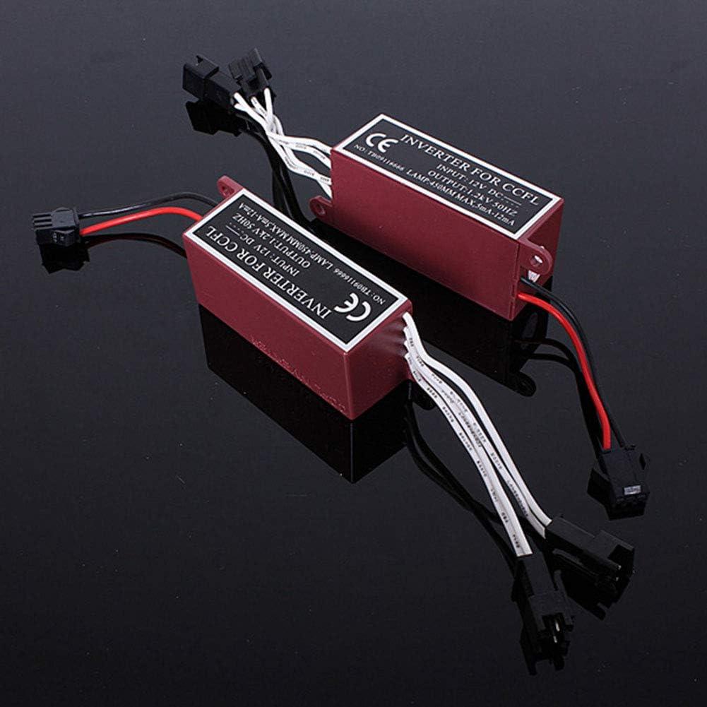 Starmood Phares LED Auto LED Halo Auto Fournitures pour BMW s/érie 3 E46
