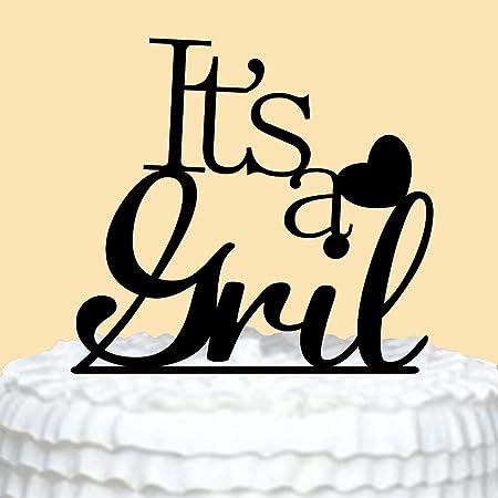 Decoración acrílica para tartas de cumpleaños, diseño de ...