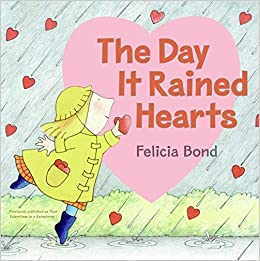 Day It Rained Hearts Felicia Bond Amazoncom Books - 23 of the strangest books to ever appear on amazon