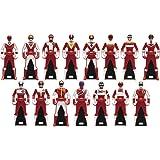 Kaizoku Sentai Gokaiger Ranger Key Series Ranger Key Set SP (japan import)