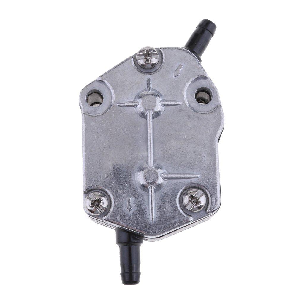 IPOTCH 6a0-24410-00 692-24410-00 Bomba De Combustible para 25hp-85hp Yamaha Tohatsu