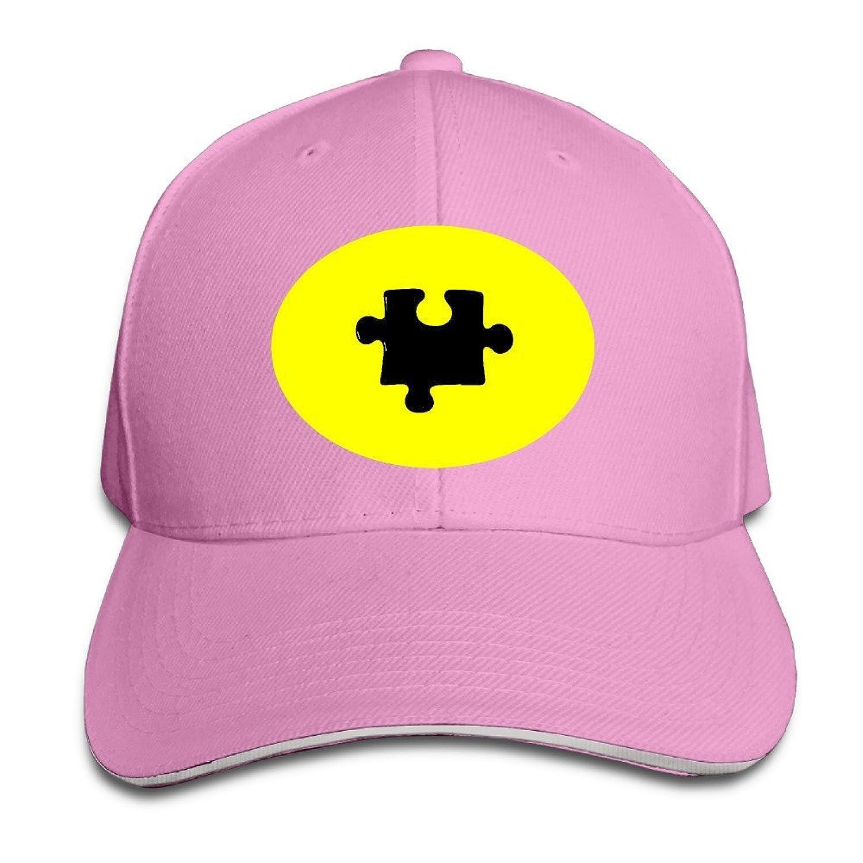 FOODE Super Autism Logo Peaked Baseball Cap Snapback Hats