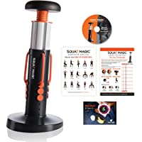 Allstar Innovations Squat Magic Home Gym Workout | Sculpt Abs, Butt, Core, Legs, Thighs & More! | As Seen on TV