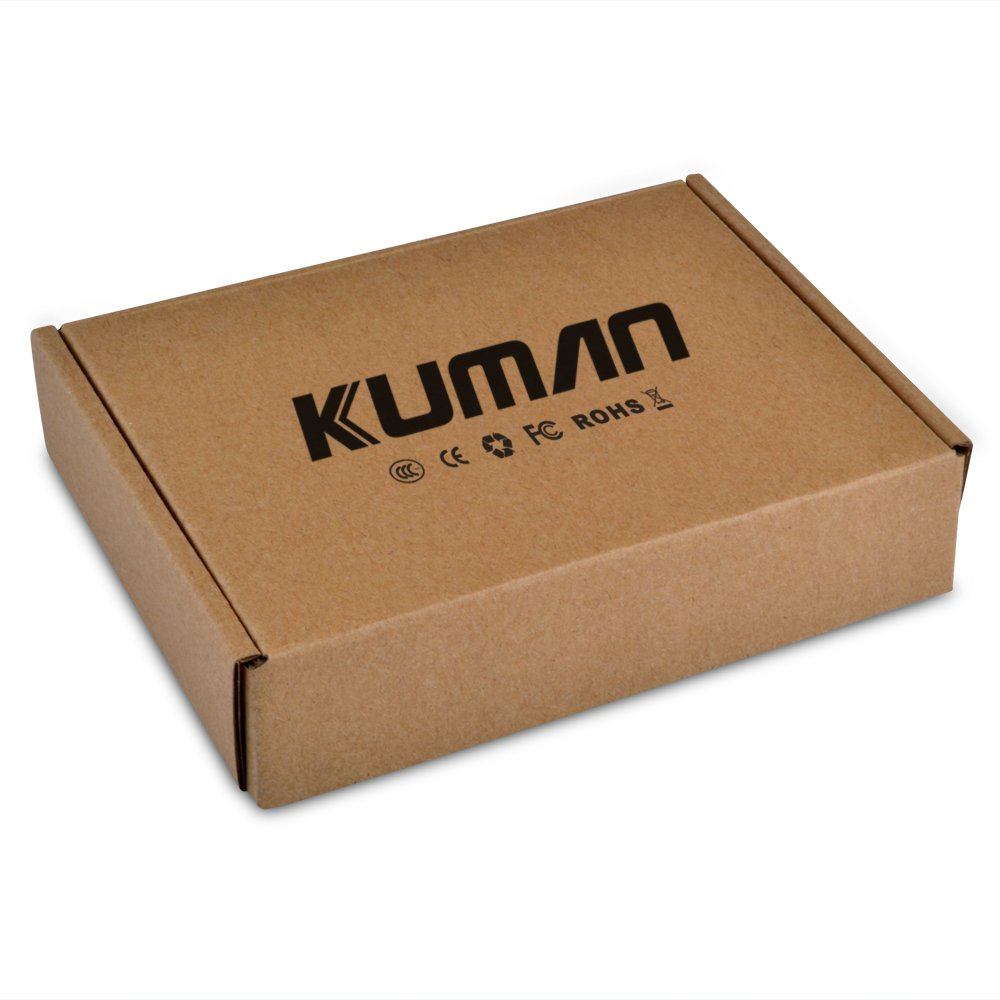 Kuman 1602 LCD Shield Module Display V3 for Arduino UNO-R3 MEGA2560 Nano DUE KY54