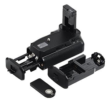 DSTE MB-D3400 - Empuñadura de batería para cámara Nikon D3400 ...