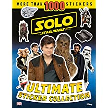 Solo: A Star Wars Story Ultimate Sticker Collection (Ultimate Sticker Collections)